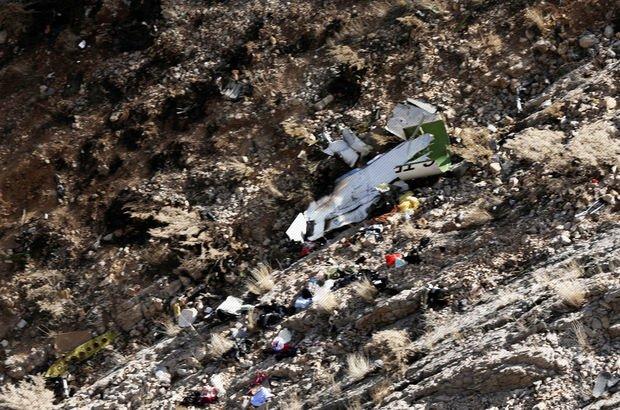 11 kişinin öldüğü jet kazasında ön rapor birkaç gün sonra tamamlanacak