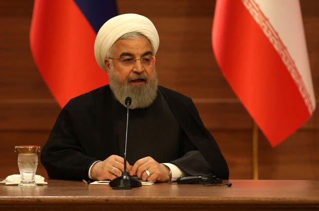 Ruhani'den Trump'a uyarı: Ciddi sonuçlarla yüzleşirsin