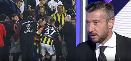 Tümer Metin'den tartışma yaratan öneri (Fenerbahçe Beşiktaş)