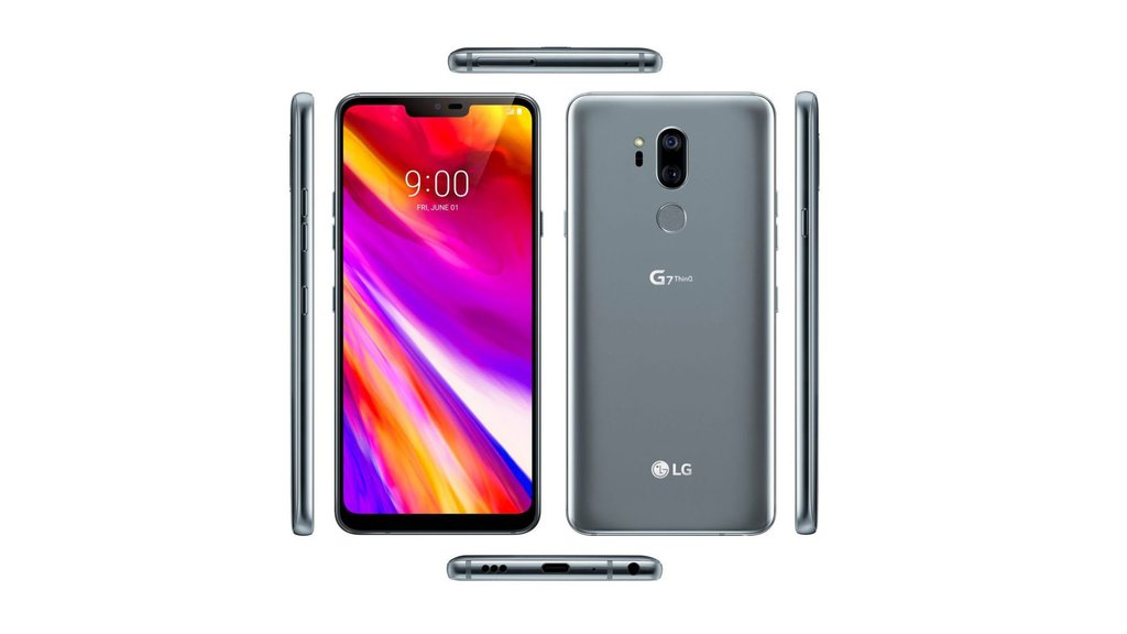 LG G7 ThinQ'in görseli sızdı!