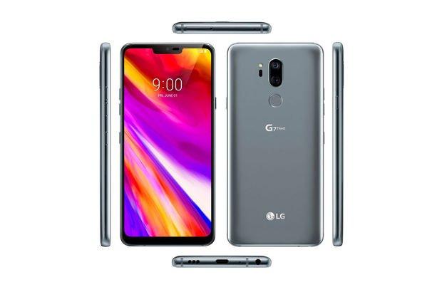 LG G7 ThinQ'in görseli sızdı!