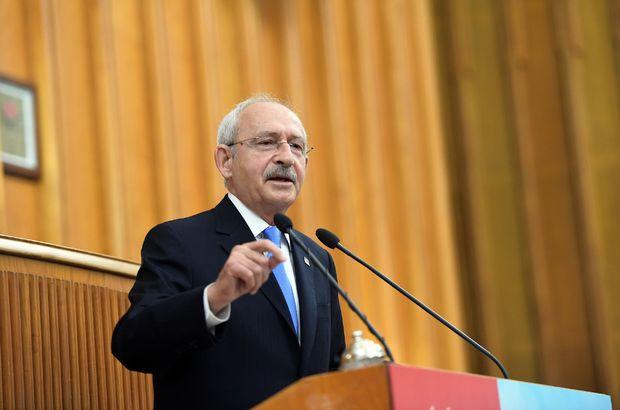 SON DAKİKA! CHP Genel Başkanı Kılıçdaroğlu'ndan açıklamalar