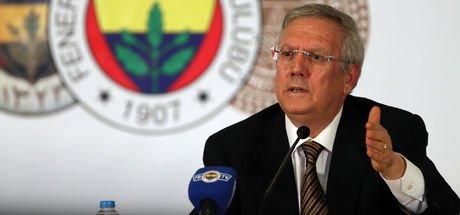 Aziz Yıldırım'dan olaylı derbi için basın toplantısı (Fenerbahçe Beşiktaş)