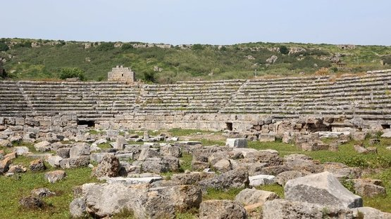 Antik stadyum eski görkemine kavuşacak... Gladyatörler sahne alacak!