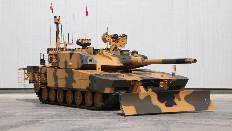 Altay Tankı ihalesinin kazananı belli oldu