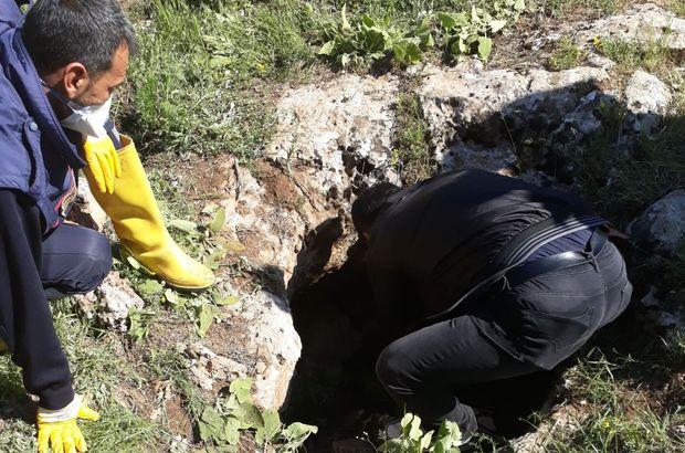 Midyat'ta kuyuda genç kız cesedi bulundu