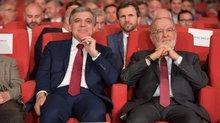 Gül, Karamollaoğlu ile Erbakan Ödüllerinde...