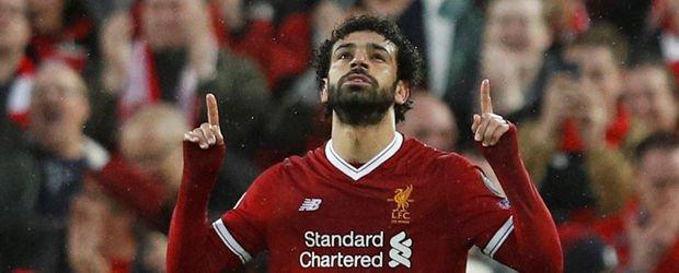 Liverpool'un Salah'ı var!