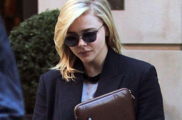 Brooklyn Beckham sorusu Chloe Moretz'in moralini bozdu!-