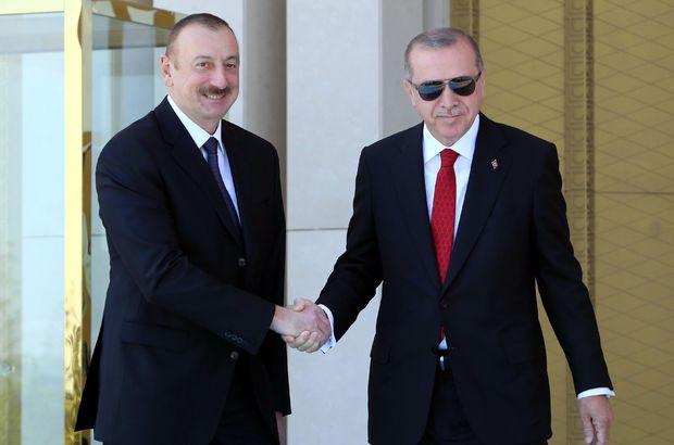 Aliyev'le görüşmesinin ardından Erdoğan'dan 24 Haziran mesajı!