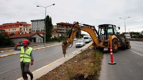 Metro inşaatı başlıyor... 2 yıl boyunca trafiğe kapatılacak...