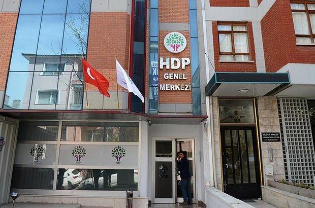 HDP cumhurbaşkanı adayını belirledi