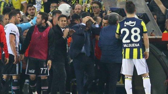 Olaylı F.Bahçe-Beşiktaş derbisi için karar verildi
