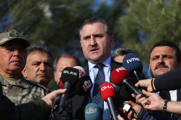 Gençlik ve Spor Bakanı Osman Aşkın Bak'tan sağduyu çağrısı