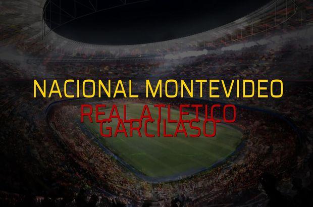 Nacional Montevideo - Real Atletico Garcilaso maçı ne zaman?