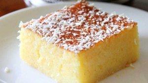 İrmikli revani tatlısı tarifi: Nefis portakallı revani nasıl yapılır? Kolay revani tarifi...