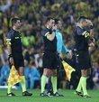 Olaylı Fenerbahçe - Beşiktaş derbisinin hakemi olan Mete Kalkavan