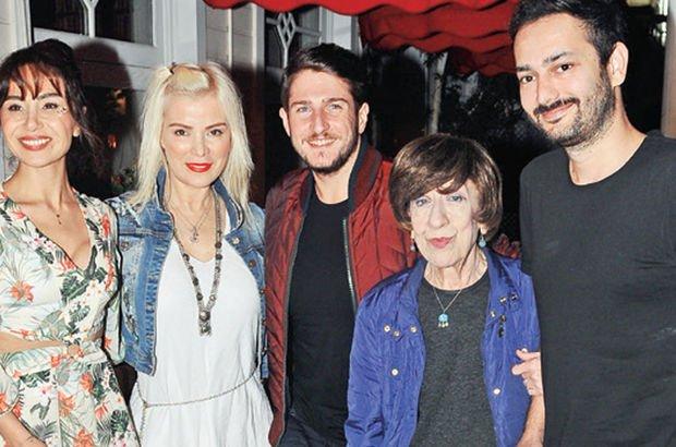Ünlüler Erim'in yeni single çalışması 'Aferin' için bir araya geldi - Magazin haberleri
