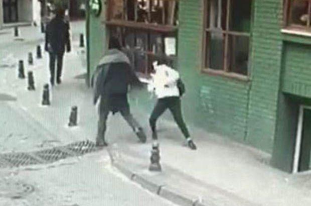 Haberler... Genç kıza yumruklu saldırı!