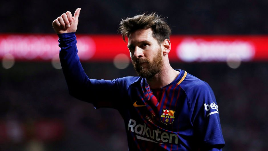 Messi adının telif hakkını aldı
