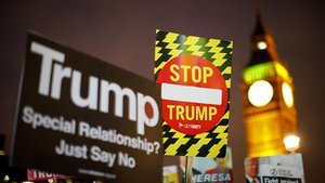Trump'ın krize dönüşen İngiltere ziyareti temmuzda