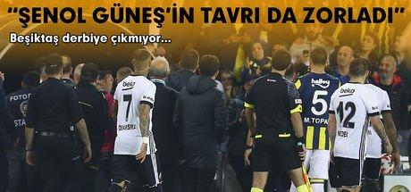 Spor yazarları, Beşiktaş'ın derbiye çıkmama kararını değerlendirdi