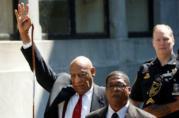 Son dakika... Ünlü komedyen Bill Cosby'ye cinsel tacizden hapis cezası!