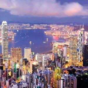 RENKLİ IŞIKLAR ŞEHRİ: HONG KONG!