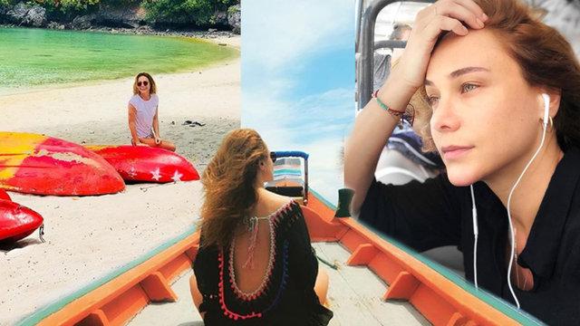 Burçin Terzioğlu'nun Tayland tatili devam ediyor - Magazin haberleri