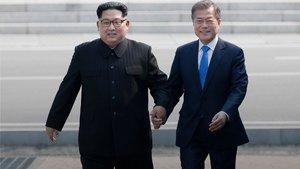 Kore'de tarihi zirve! Liderler bir araya geldi