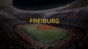 Freiburg - Köln maçı heyecanı