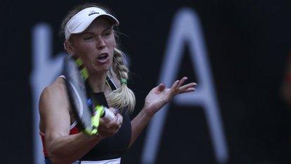 Wozniacki çeyrek finalde!