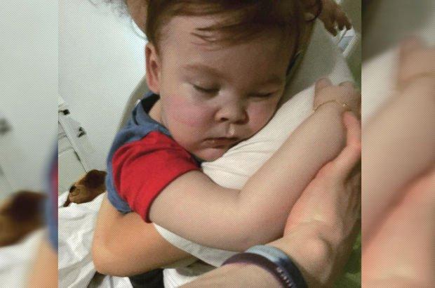 Alfie bebek İngiltere ve İtalya'yı birbirine düşürdü!