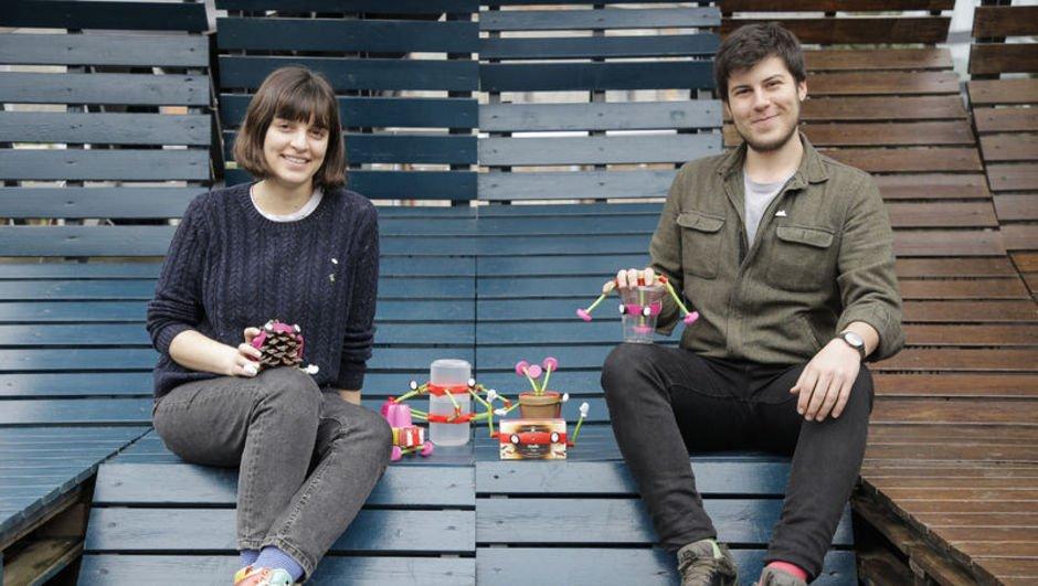 Elif Atmaca: Oyuncaklara ulaşamayan çocuklar için tasarladık