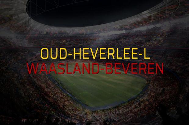 Oud-Heverlee-L - Waasland-Beveren rakamlar