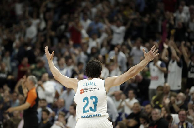 Real Madrid, Final-Four'da!