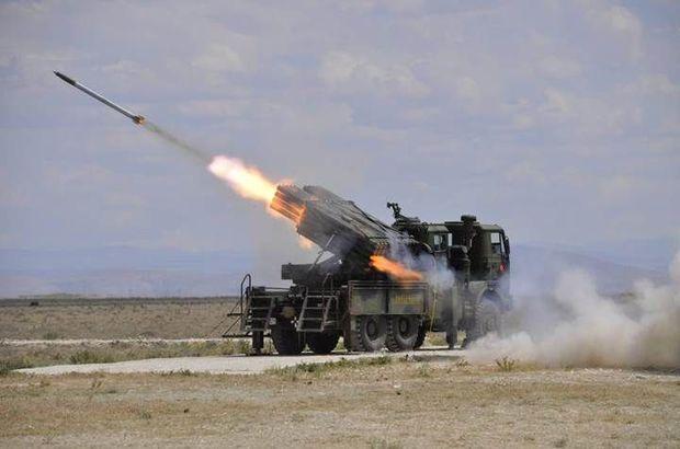 Roketsan'dan yeni yerli füze! İlk testleri tamamlandı