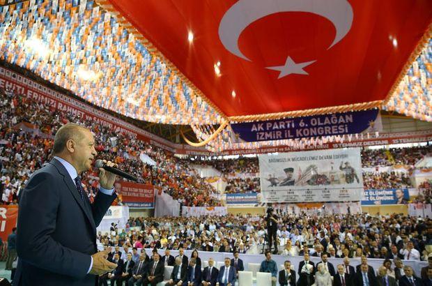 Son dakika: Cumhurbaşkanı Erdoğan'dan açıklamalar