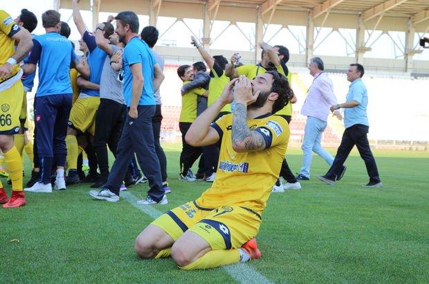 108 yıllık çınar Ankaragücü yeniden Süper Lig'de!