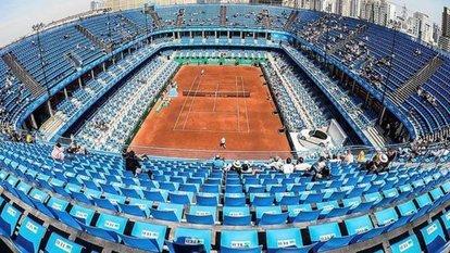İstanbul'da tenis heyecanı devam ediyor