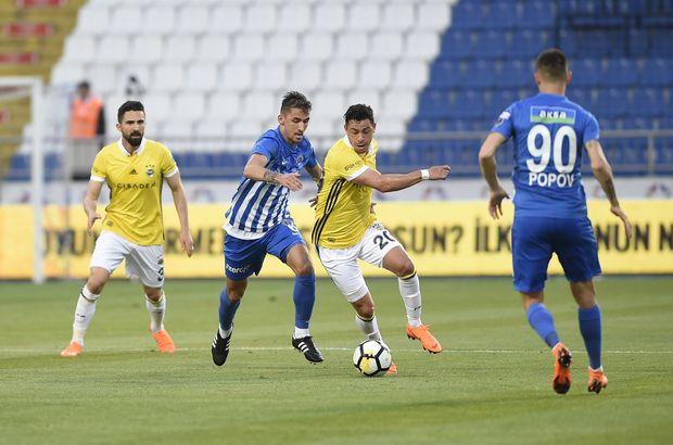 Kasımpaşa: 1 - Fenerbahçe: 4 - MAÇ ÖZETİ - Fenerbahçe 3 puanı aldı, gözünü derbiye dikti!