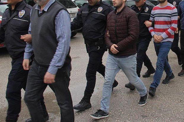 HDP ilçe binasına operasyon: 39 gözaltı