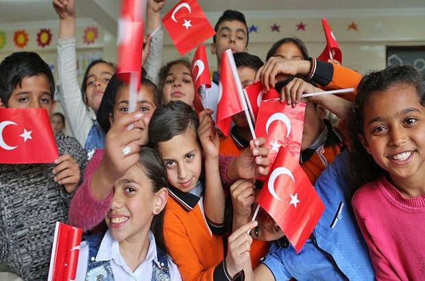 Farklılıklarla Yaşamak: Türkiye'deki Suriyeli çocuklara okulla açılan pencere