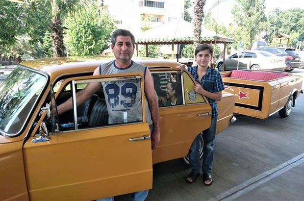 Bir buçuk yıl bunun için uğraştı! Türk usta 78 model kamyonu baştan yarattı