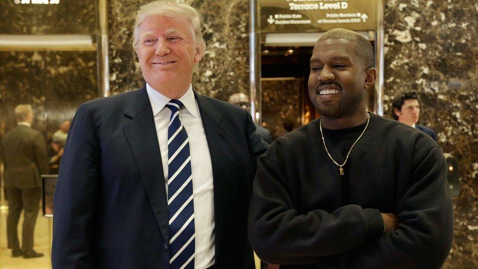 Kanye West kafayı mı yedi?