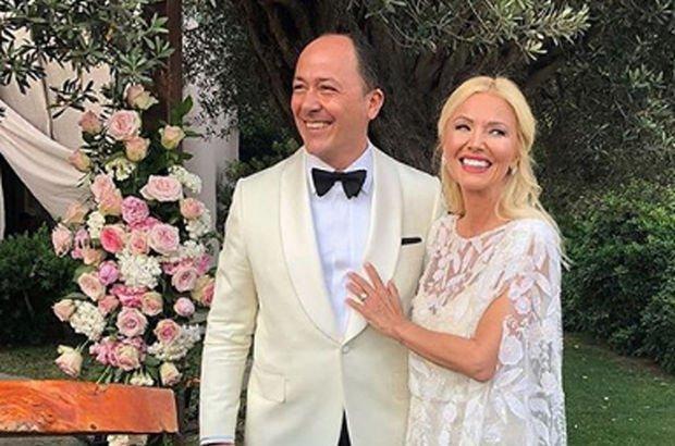 Siren Ertan ile Ersin Kayalar evlendi