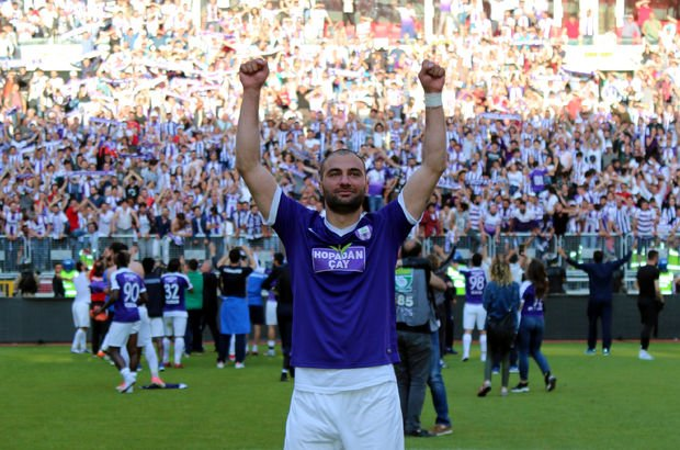 Artvin Hopaspor, TFF 3. Lig'e çıktı!