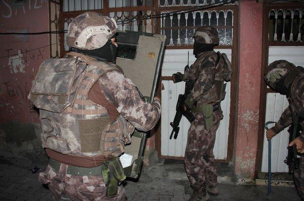 Adana'da DEAŞ operasyonu! 4'ü Türk, 6'sı Suriyeli 10 şüpheli gözaltına alındı