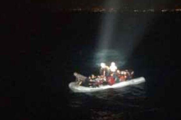 15 göçmen hayatını kaybetti