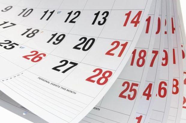 1 Mayıs tatil mi? Yarın tatil mi? İşte 2018 resmi tatiller takvimi!